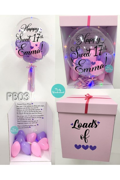 Pink Box 03